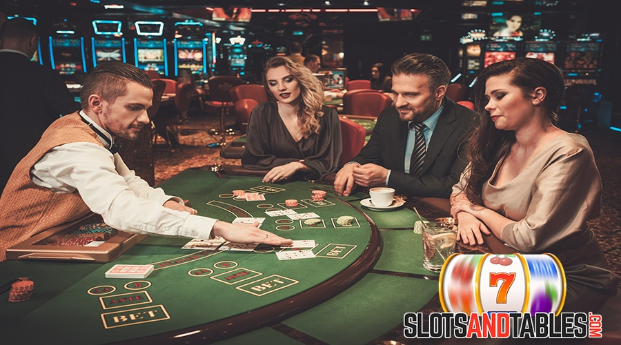 What Does the House Edge Mean? -Slots and Tables