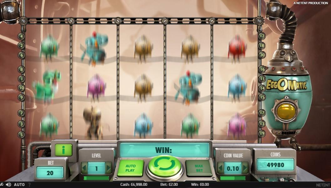 3D Slots 3