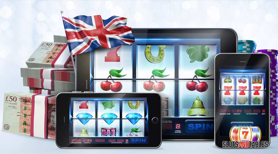 New UK slots - slots and tables
