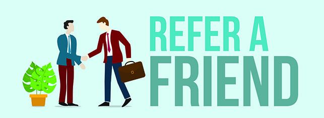 Refer a Friend - Slots and Tables