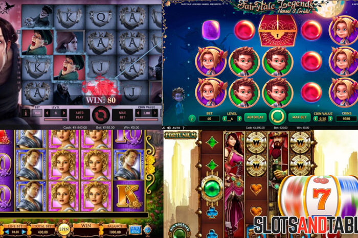 Best Slots with Stacked Wilds
