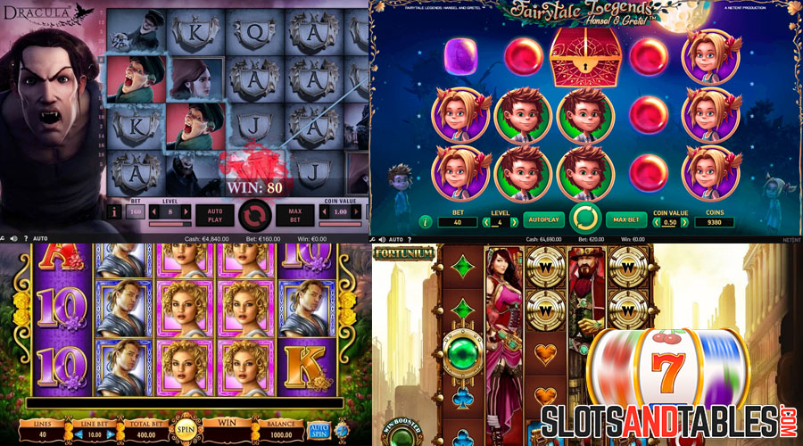 Best Slots with Stacked Wilds - Slots and Tables