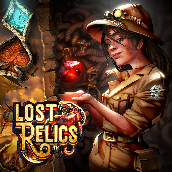 Lost Relics Slot - Slots and Tables
