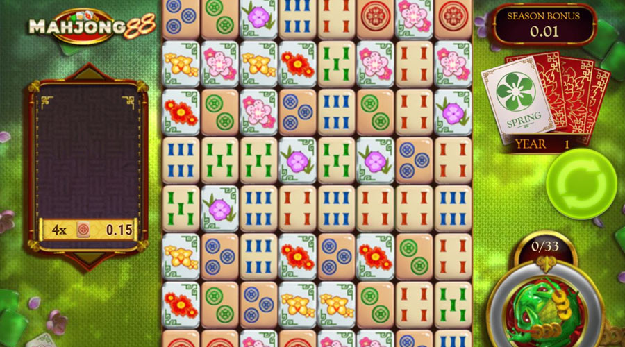 Mahjong 88 Screenshot - Slots and Tables