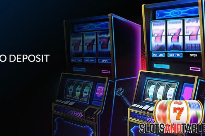 New No Deposit Slots