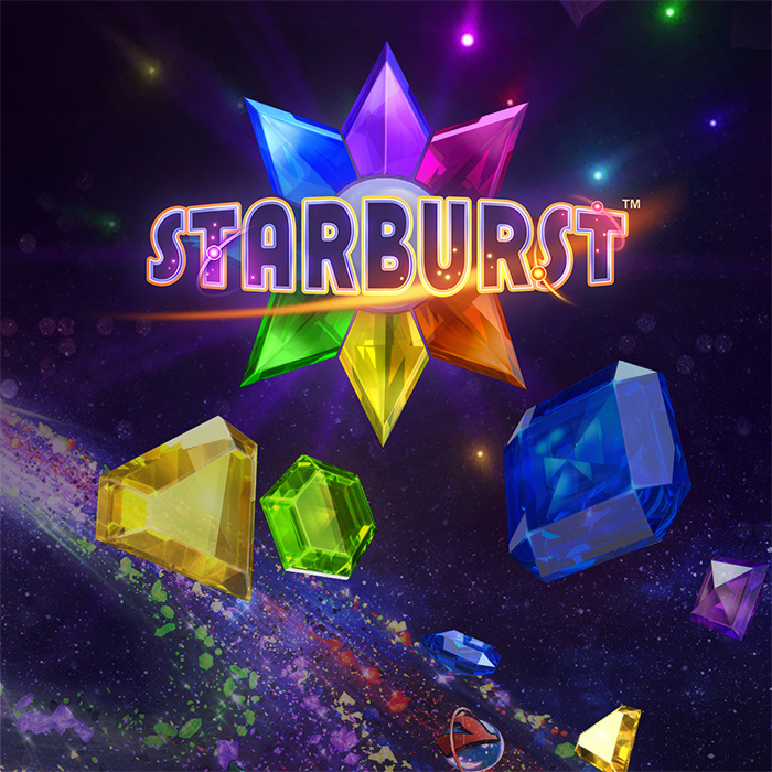 Starburst slots and tables