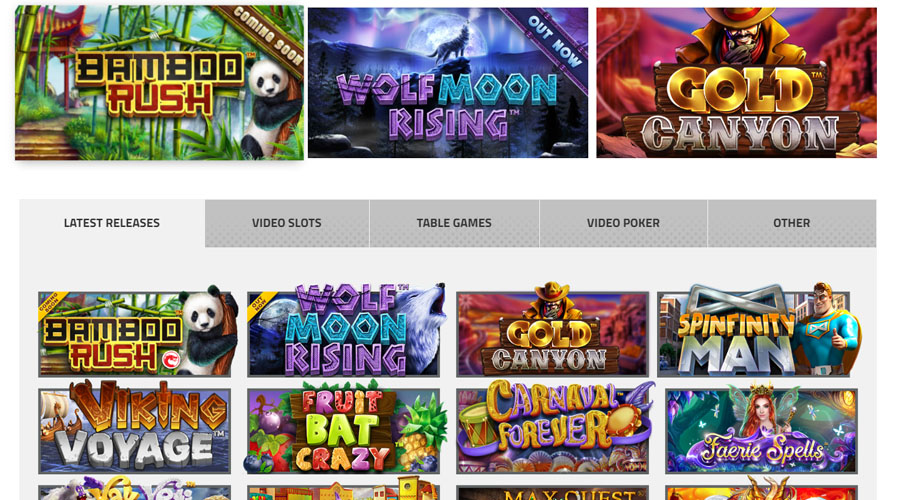 Betsoft-Latest-Online-Slots