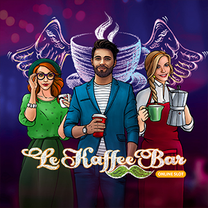 le kaffee bar - slots and tables