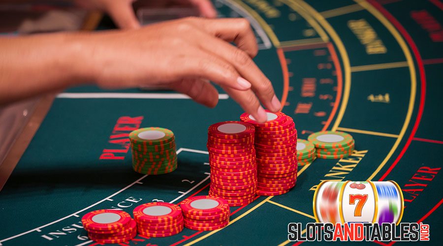 Baccarat - Slots and Tables