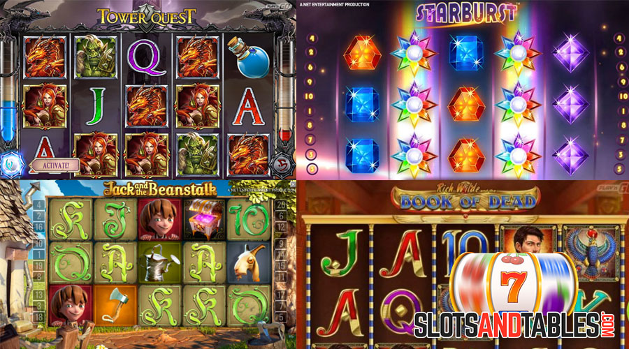 Best Budget Online Slots - Top 4 Slot Games | Slots and Tables