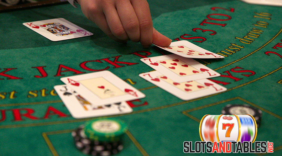 Blackjack A Great Table Game - Slots and Tables