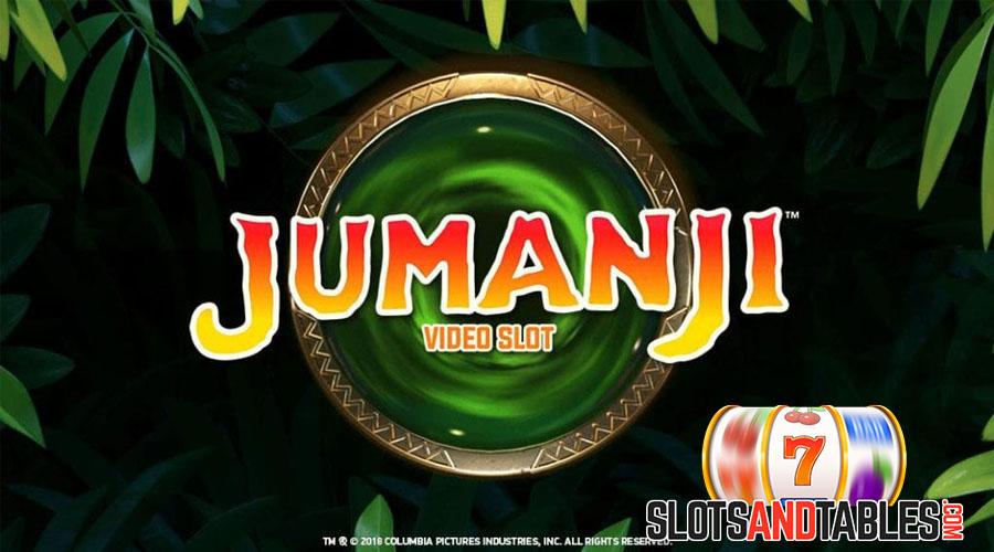 Jumanji Slot Review - Slots and Tables