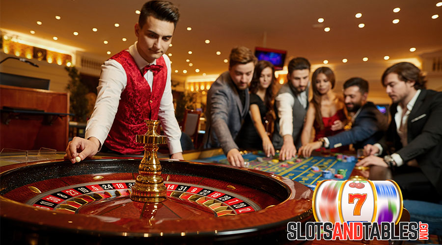 Online Casino Table Games The Roulette - Slots and Tables