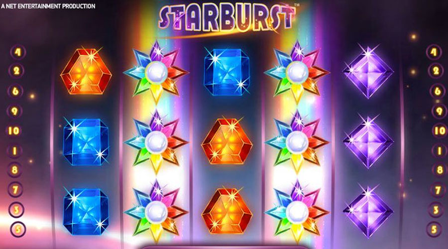 Starburst - Slots and Tables