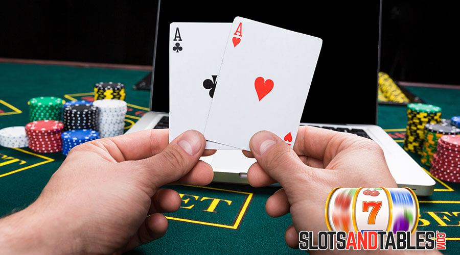 Electronic VS Live Blackjack - Slots and Tables