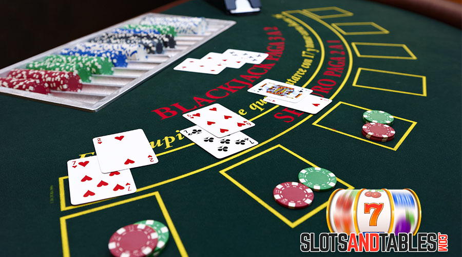 Play Blackjack Online - Slots and Tables