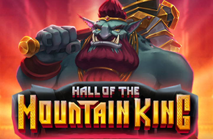 hall of the mountain king quickspin slot