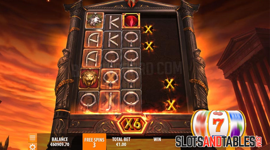 Nero's Fortune new Quickspin release - Slots and Tables