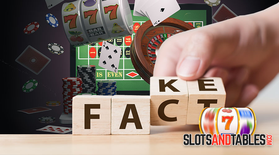 Top 5 Myths Associated With Online Slots - Slots and Tables