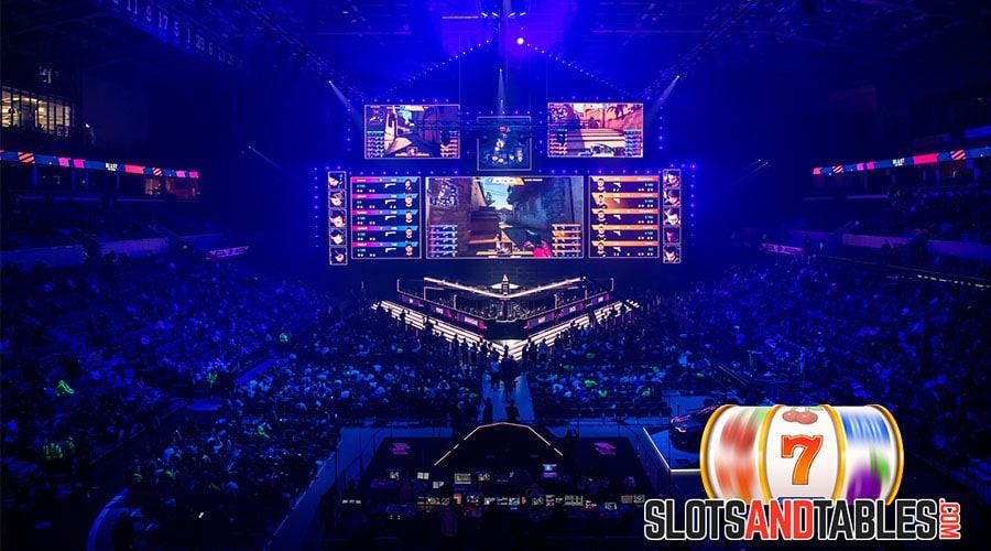 ESports - Slots and Tables