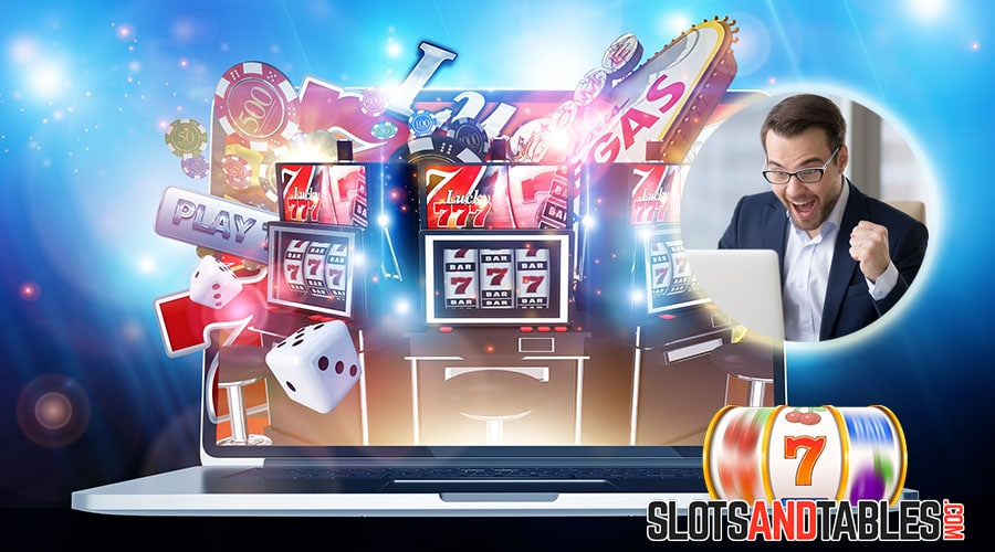 Lucky Salesman Wins - Slots and Tables