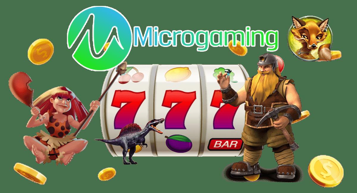 Microgaming Online Slots - Play Slots with Bonuses | Slots and Tables