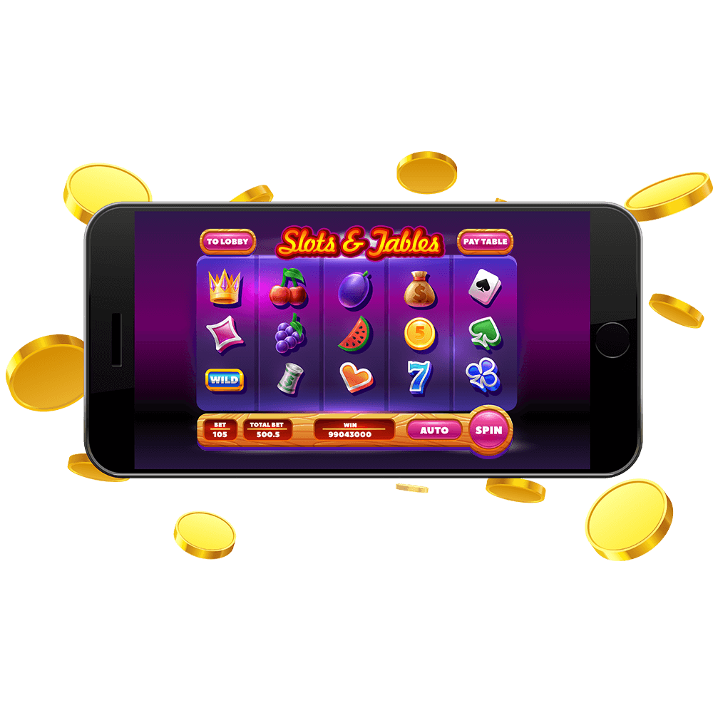Video Slots - Slots and Tables