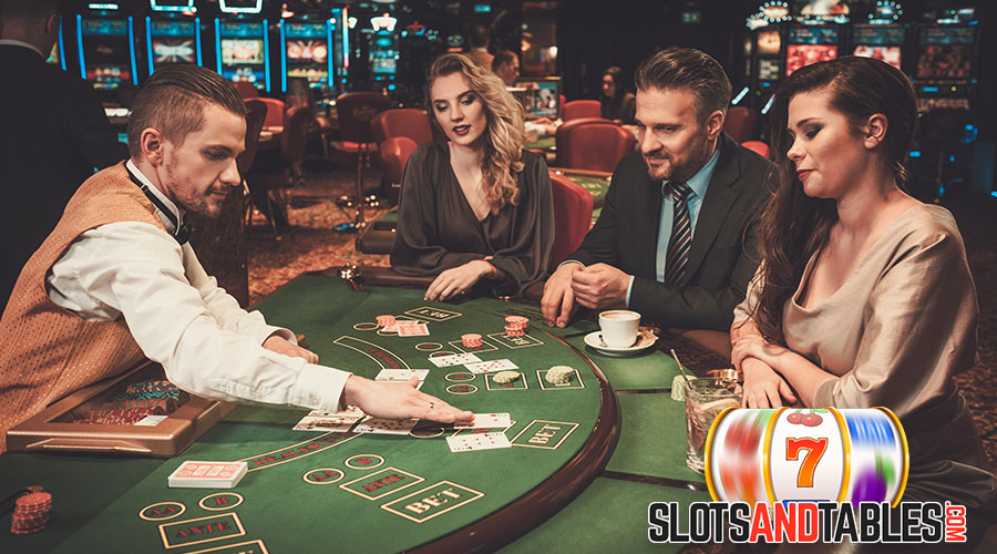 Why do People Gamble - Slots and Tables