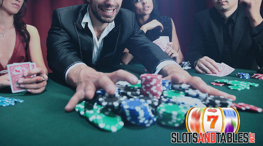 7 luckiest people in the world - Slots and Tables