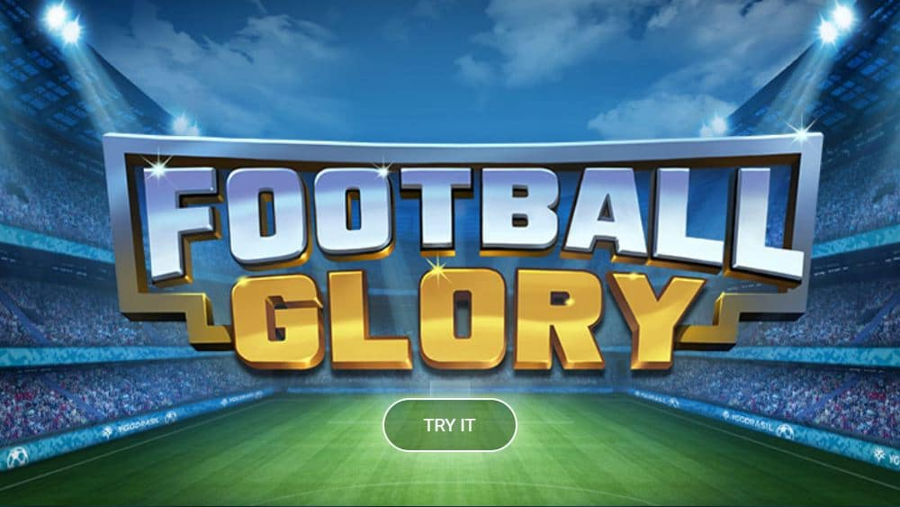 Yggdrasil Gaming Releases Football Glory