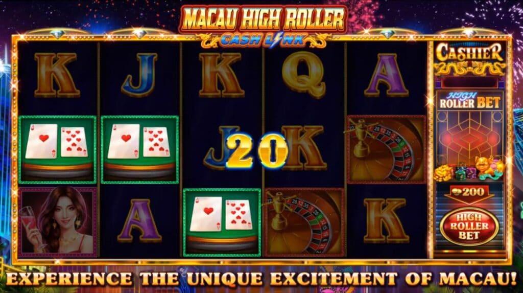 iSoftBet Releases Macau High Roller slot