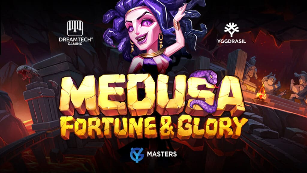 Yggdrasil gaming releases Medusa Fortune and Glory