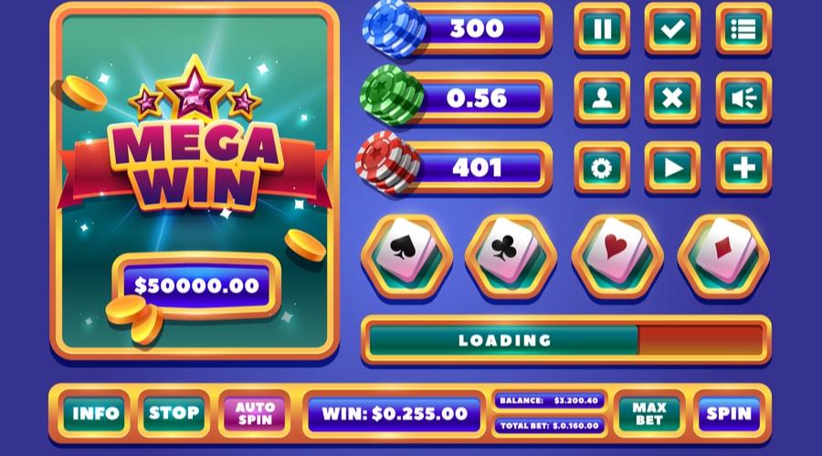 Winning a progressive jackpot